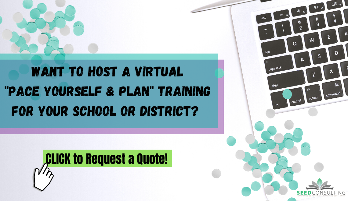 Virtual Training Package For Your District_School